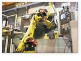NV5000A/40+ロボ 縦型マシニングセンター
